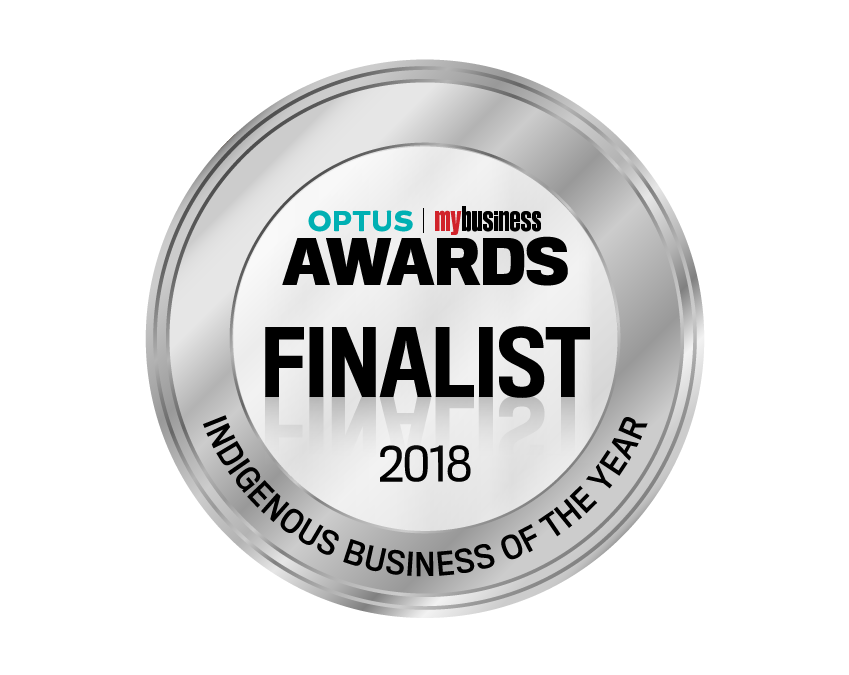 Finalist 2018 – Optus My Business Awards.
