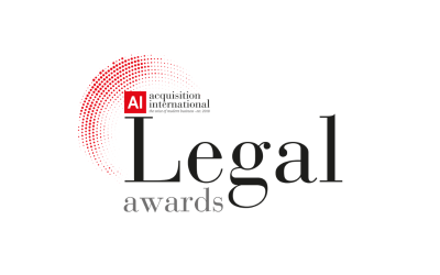 Best Commercial Litigation Firm Melbourne 2019 by Acquisition International Legal Awards