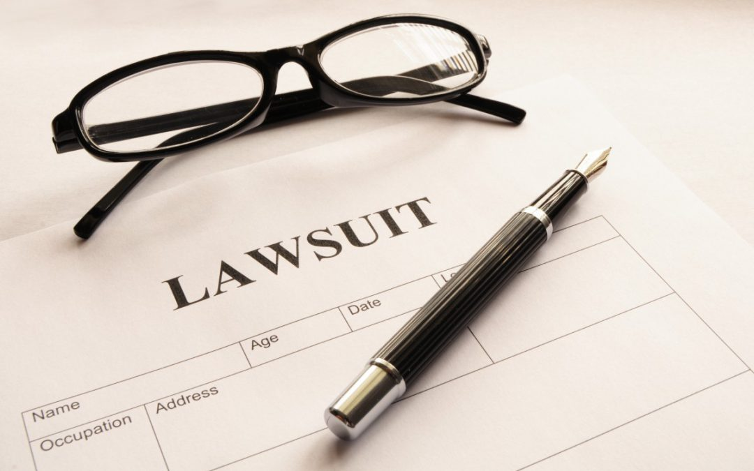 Are you being sued? Here are 10 things you should know.