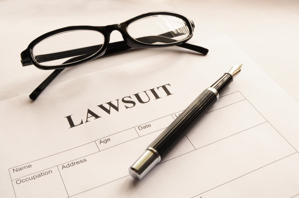 Getting sued - 10 things you should know