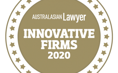 AMK Law named one of Australia's Most Innovative Firms 2020
