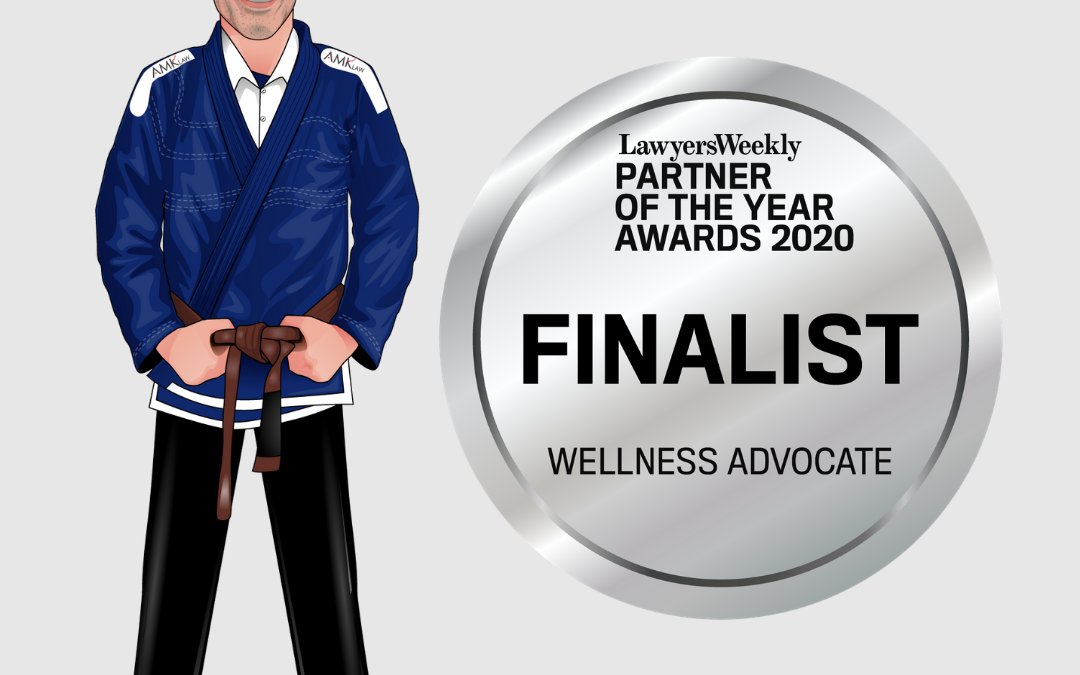 Wellness Advocate of the Year 2020